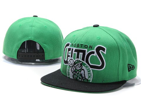 Boston Celtics NBA Snapback Hat YS169